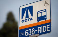 orange county transportation sign