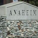Anaheim sign