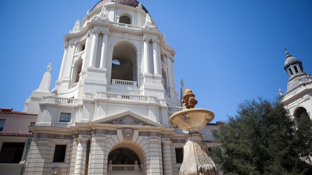 Pasadena City Hall. Photo by John Schreiber.