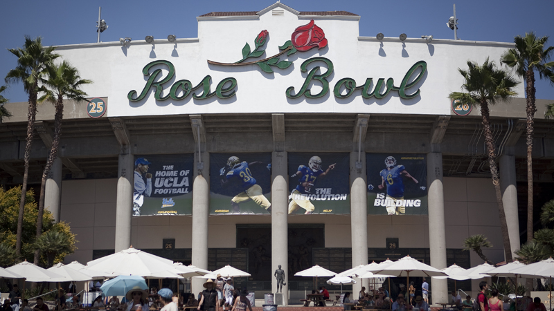 OU faces Georgia at the Rose Bowl in CFB Playoff