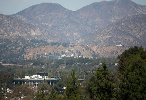 The Rose Bowl in Pasadena. Photo by John Schreiber.