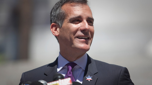 Mayor Eric Garcetti