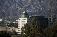 ABC Studios in Burbank