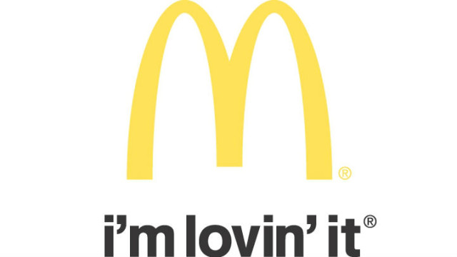 Logo. Courtesy McDonald's Corporation