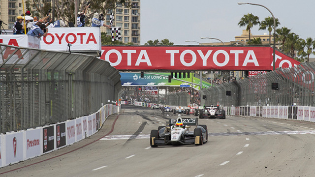 Photo courtesy Toyota Grand Prix of Long Beach.