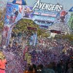 Avengers Super Heroes Half Marathon Weekend