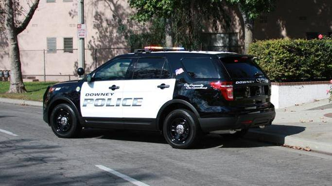 Downey police