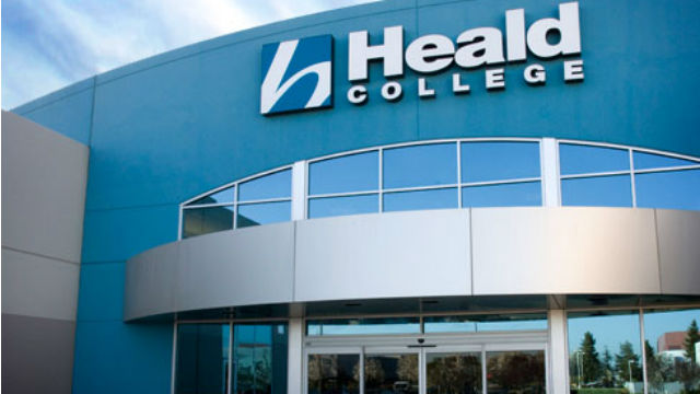 Heald College campuses are not part of the deal, but will still be sold. Photo courtesy Corinthian Colleges