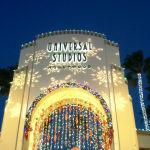 Universal Studios holiday