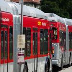 metro buses