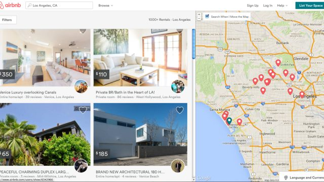 Los angeles moving forward to regulate airbnb short term for Short term rental in los angeles