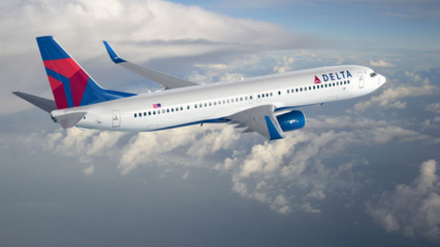 Delta Airlines 737