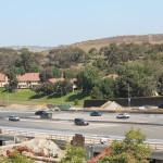 Freeway construction