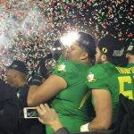 Rose Bowl Oregon