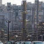 exxon oil refinery