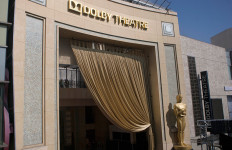 The Dolby Theatre is transformed to host the Academy Awards. Photo by John Schreiber.