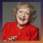 Betty White. Photo courtesy NATAS PR.