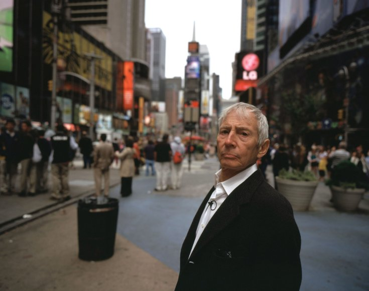 Robert Durst. Photo by Courtesy of HBO