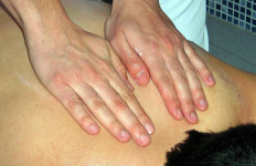 Massage hands