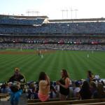 Dodgers Stadium in Los Angeles. File photo
