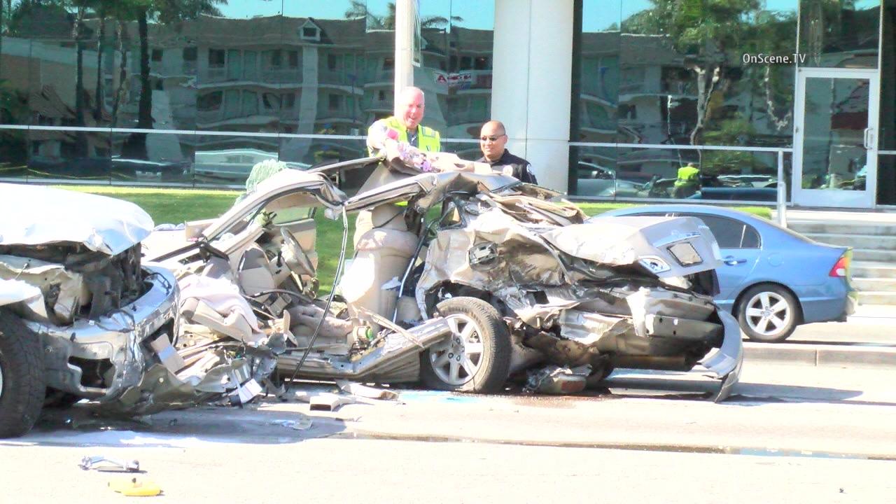 Buena Park Car Accident