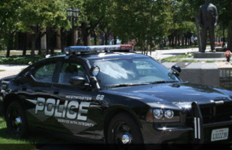 Westminster Police cruiser