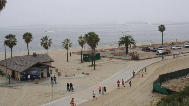Photo courtesy of the city of Long Beach