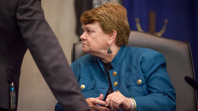 Los Angeles County Supervisor Sheila Kuehl. Photo: MyNewsLA.com Photo