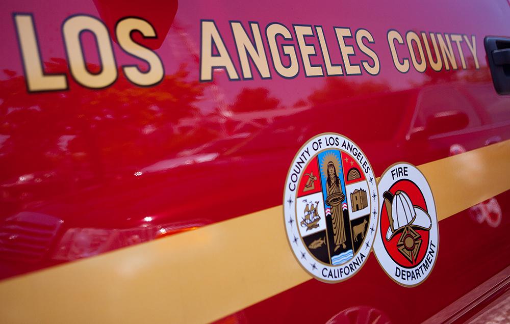 LA County Fire Dept.