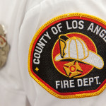 LA County Fire patch