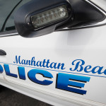 Manhattan Beach police cruiser