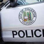 Fullerton Police car