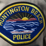 Huntington Beach Police patch