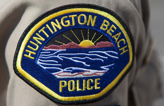 Huntington Beach Police patch