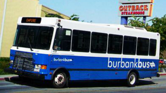 BurbankBus. Courtesy photo