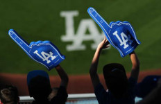 Los Angeles Dodgers fans