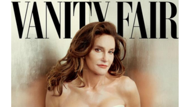 Image of Caitlyn Jenner, formerly known as Bruce Jenner via Vanity Fair.