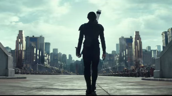 "Scene from ""The Hunger Games: Mockingjay Part 2"" trailer. Image via YouTube"