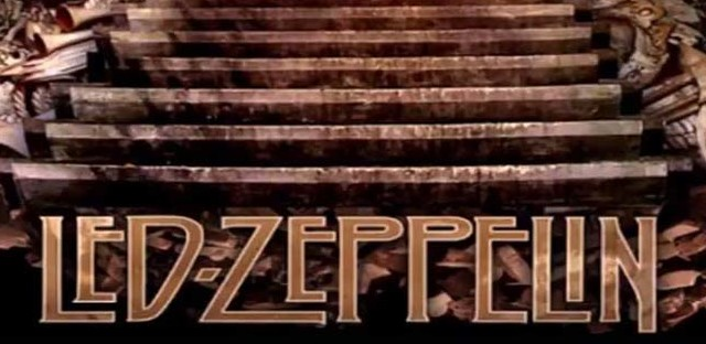"Led Zeppelin ""Staiway to Heaven."" Image via YouTube"