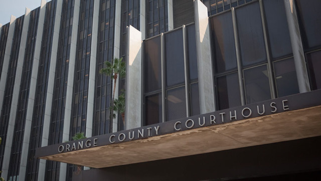 Orange County Superior Court. Photo by John Schreiber