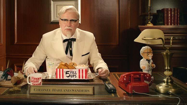 Kfc Commercial 2015 Creepy KFC or WTF? Anyo...