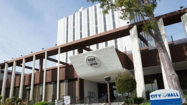 Compton City Hall