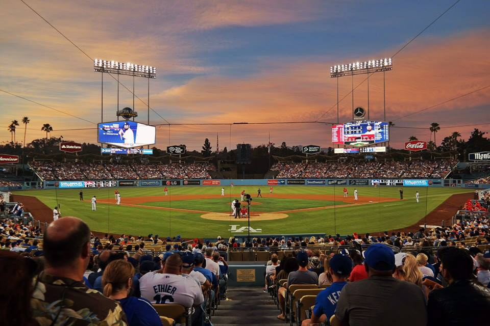 Photo courtesy of the Los Angeles Dodgers