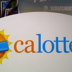 california lottery sign