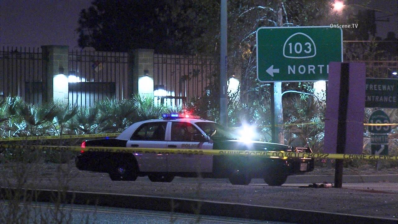 Man Struck Killed By Big Rig While Riding Bike On 103 Freeway