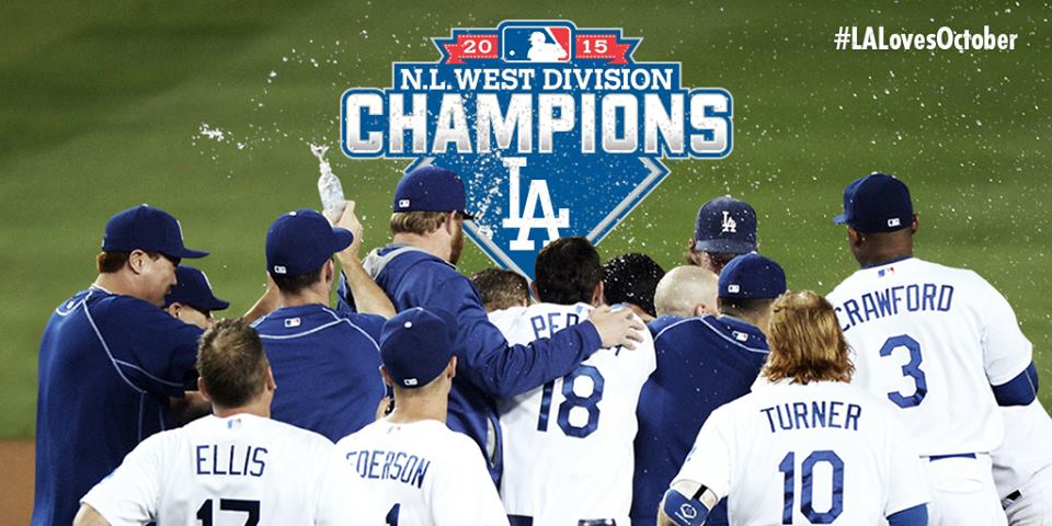 Dodgers May Celebrate West Championship, But What About A