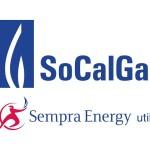 The Southern California Gas Company logo. Photo from Southern California Gas Co.