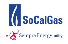 The Southern California Gas Company logo. Photo from Southern California Gas Co.