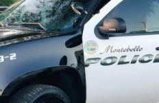 El Monte Police cruiser