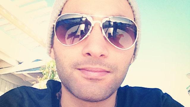"Facebook user ""Shayan Maserati"" posted this photo of himself. Photo via Facebook."